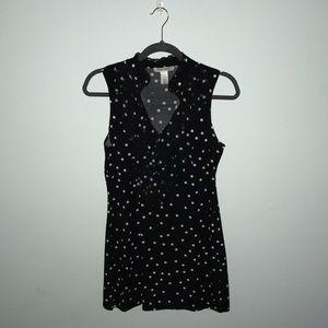 ⚫️Adorable Polka Dot Dress ⚪️
